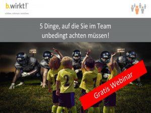 5Dinge Webinar